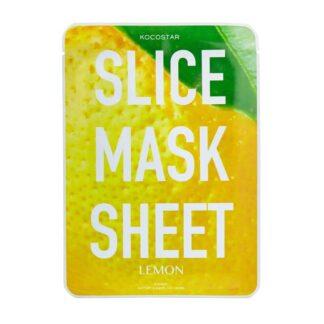 Kocostar Lemon Slice Mask Sheet 20ml | Restoration Yard
