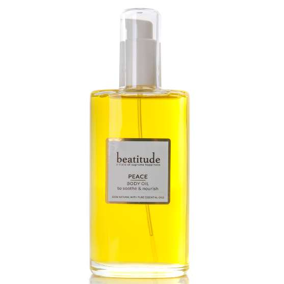 Beatitude Peace Body Oil