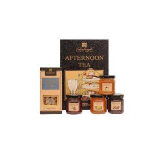 Afternoon Tea Gift Box by Edinburgh Preserves