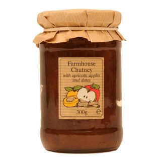 Farmhouse Chutney 300g by Edinburgh Preserves | Restoration Yard