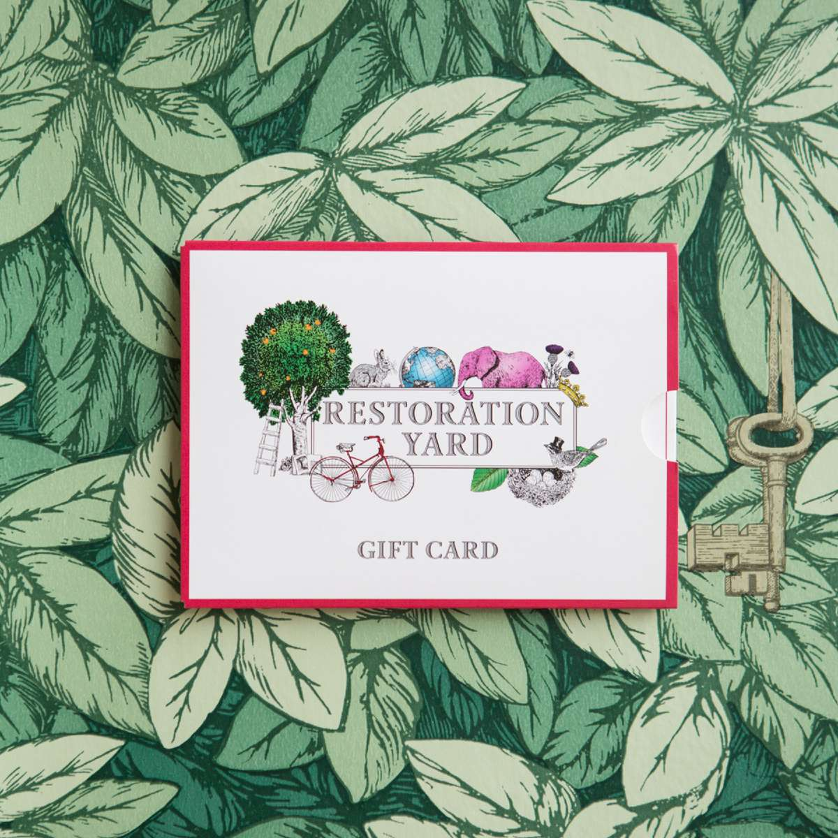 Restoration Yard Gift Cards From £10
