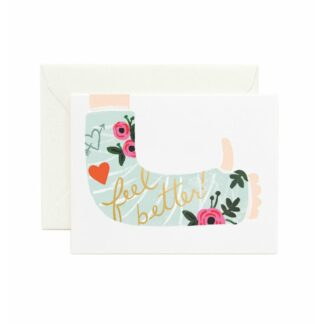 Feel Better Greeting Card by Rifle Paper | Restoration Yard