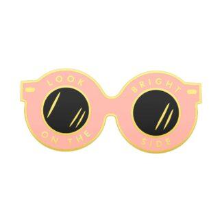 Sunglasses Enamel Pin by Rifle Paper   Restoration Yard