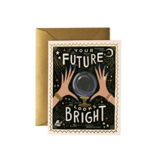 Your Future Is Bright Greeting Card by Rifle Paper | Restoration Yard