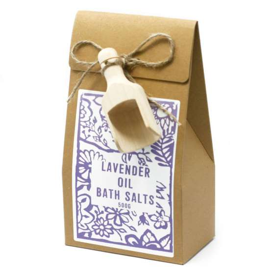 Agnes & Cat Lavendar Himalayan Bath Salts