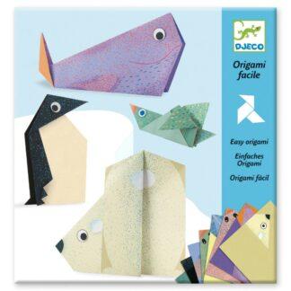 Djeco Origami Polar Bears | Restoration Yard