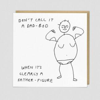 Dad Bod Greeting Card by Redback | Restoration Yard