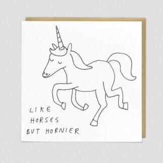 Horses Greeting Card by Redback | Restoration Yard