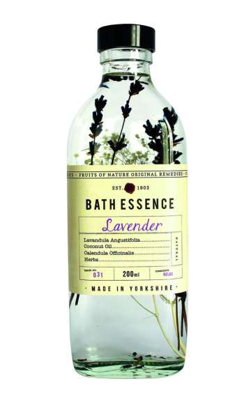 Fikkertss Lavender Bath Essence