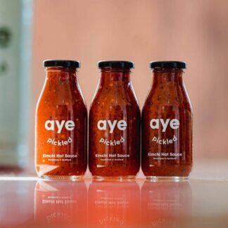Kimchi Hot Sauce by Aye Pickled | Restoration Yard