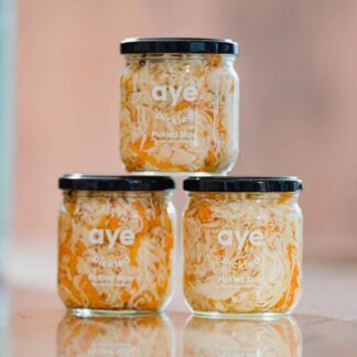 Pickled Slaw by Aye Pickled | Restoration Yard