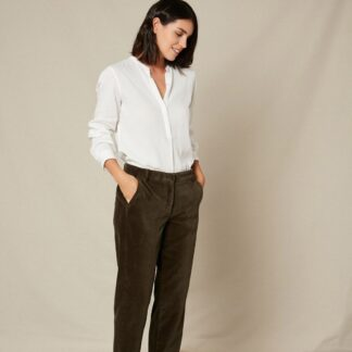 Velvet Ponette Pants by Hartford | Restoration Yard