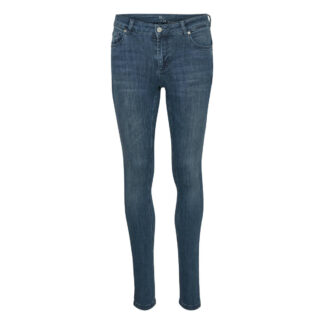 Celina Medium Blue Vintage Wash Jeans Denim Hunter | Restoration Yard