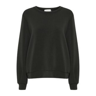 Sweat Shirt Black by Denim Hunter | Restoration Yard