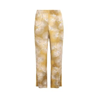 Plaisance Japanese Print Pollen Trousers by Hartford | Restoration Yard
