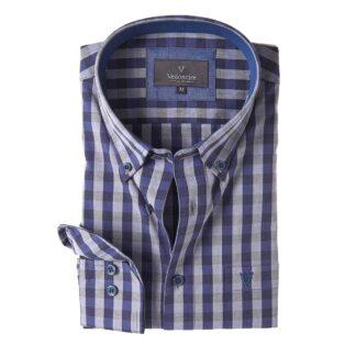 Vedoneire Soft Wash Shirt Latham Blue Check | Restoration Yard