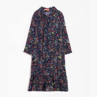 Patricia Dress Nocturnal Jungle by Vila Gallo | Restoration Yard