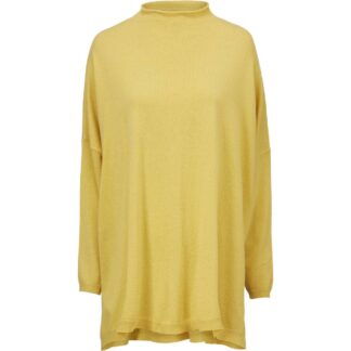Finola Oil Yellow Jumper by Masai | Resto