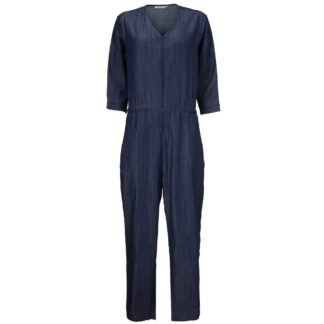 Nova Dark Denim Jumpsuit by Masai | Resto
