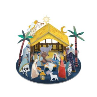 Christmas Away in A Manger Advent by Roger La Borde | Restoration yard