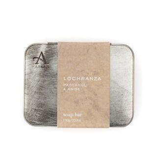 Lochranza Patchouli Anise Soap Bar by Arran   Restoration Yard