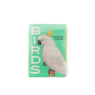 Birds Playing Cards | Restoration Yard
