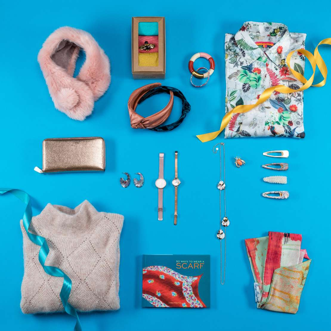 Christmas Gift Guide Fashion Gifts For her at Restoration Yard