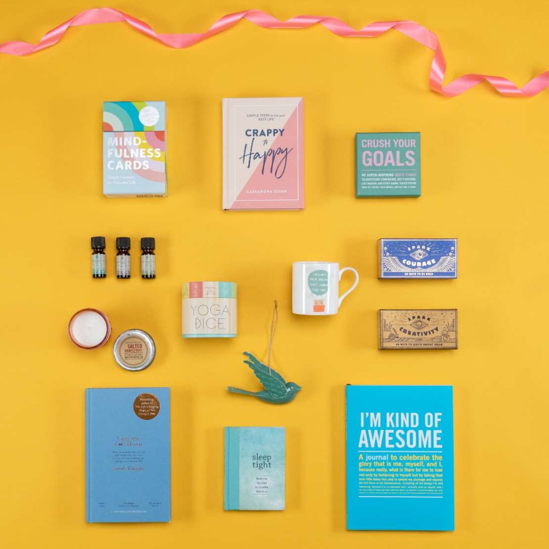 Christmas Gift Guide Wellbeing Gifts