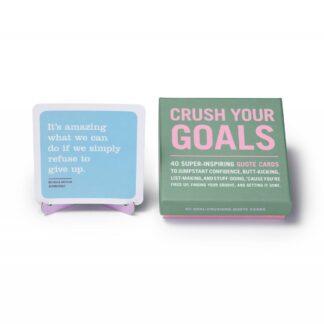 Crush Your Goals | Restoration Yard