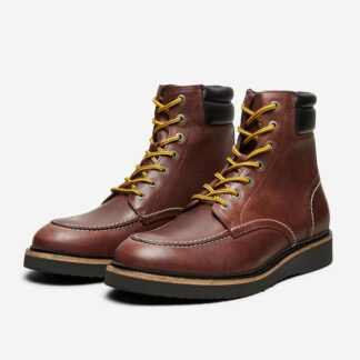 Leather Boot Demitasse by Selected Homme | Restoration Yard