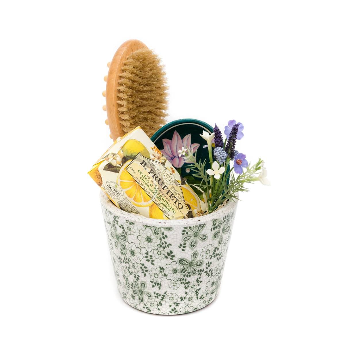 Dutch Pot Gift Set Citron And Bergamont | Restoration Yard