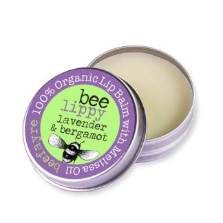 Lavender & Bergamot Lip Balm By Beefayre | Restoration Yard