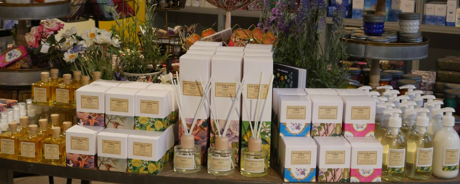 New Beauty & Wellness Collection at Restoration Yard