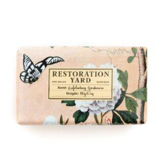 Exfoliating Gardeners Soap bar from Restoration Yard | Restoration yard