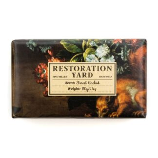 Forest Orchid Soap bar from Restoration Yard | Restoration yard