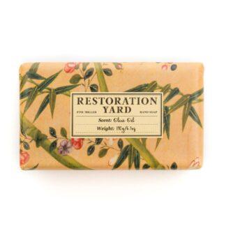 Olive Oil Soap bar from Restoration Yard | Restoration yard