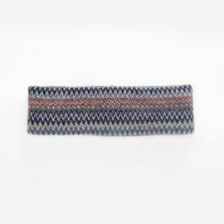 1 Ply Lambswool Zigzag Headband Lamora Tropic | Restoration Yard