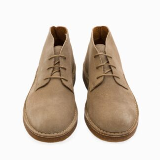 Suede Desert Boot by Selected Homme | Restoration Yard