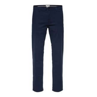 Flex Pants Dark Sapphire by Selected Homme | Restoration Yard