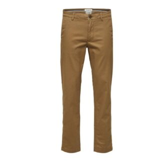 Straight Flex Trousers Ermine by Selected Homme | Restoration Yard