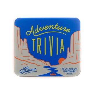 Adventure Trivia set by Gentlemen's Hardware | Restoration Yard