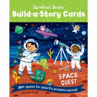 Build a Story Cards Space Quest by Barefoot Books | Restoration Yard