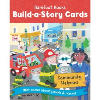 Build a Story Community Helpers by Barefoot Books | Restoration Yard