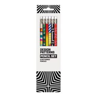 Design Pattern Pencil Set by Abram Chronicle | Restoration Yard