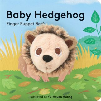 Baby Hedgehog Finger Puppet Book by Abram Chronicle | Restoration Yard