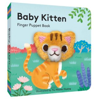 Baby Kitten Finger Puppet Book By Abram Chronicle | Restoration Yard