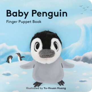 Baby Penguin Finger Puppet by Abram Chronicle | Restoration Yard