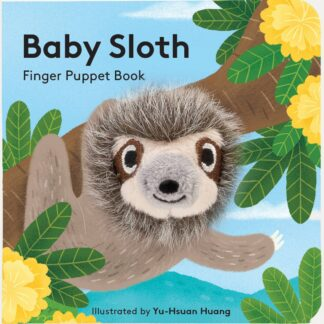 Baby Sloth Finger Puppet Book by Abram Chronicle | Restoration Yard