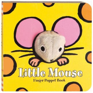 Finger Puppet Little Mouse by Abram Chronicle | Restoration Yard