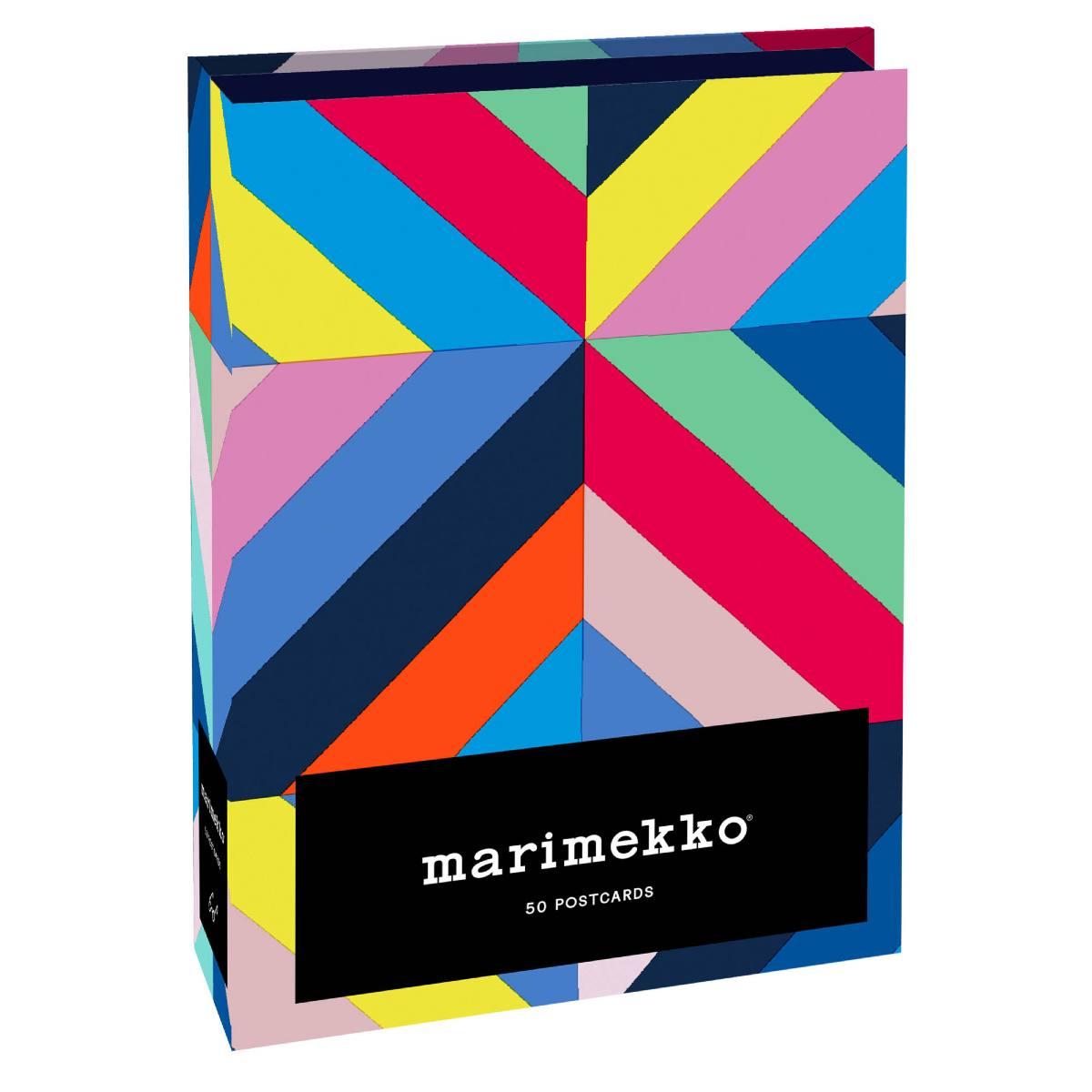 Marimekko 50 Postcards by Abram Chronicle   Restoration Yard